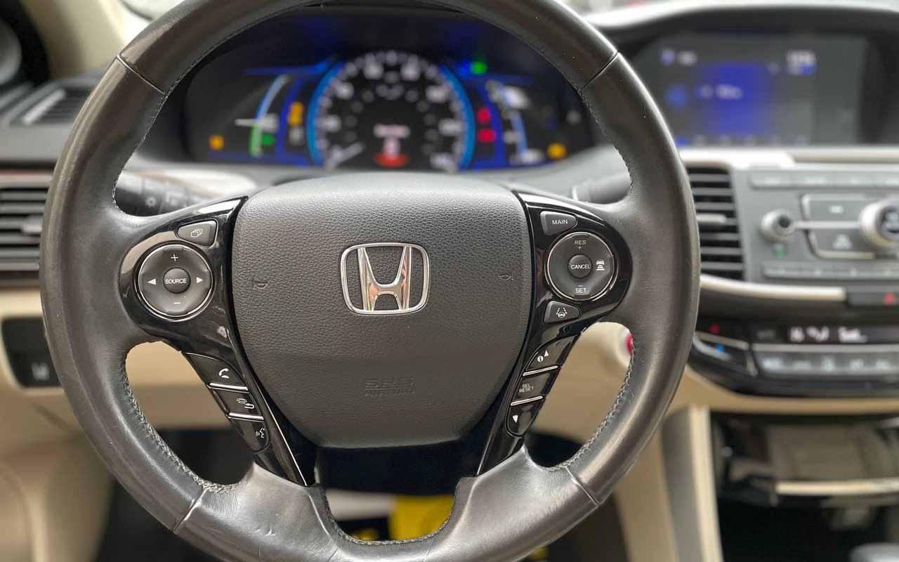 Honda Accord 2016 фото №16
