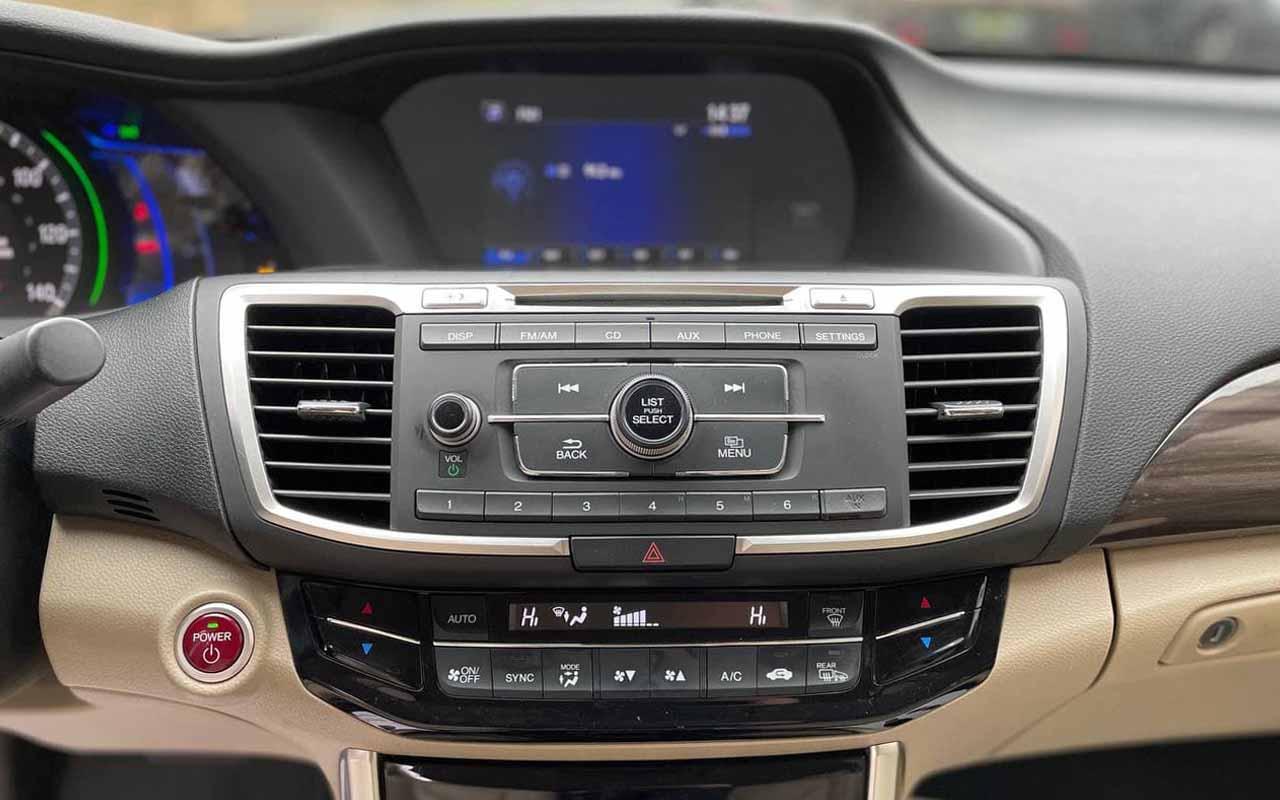 Honda Accord 2016 фото №18