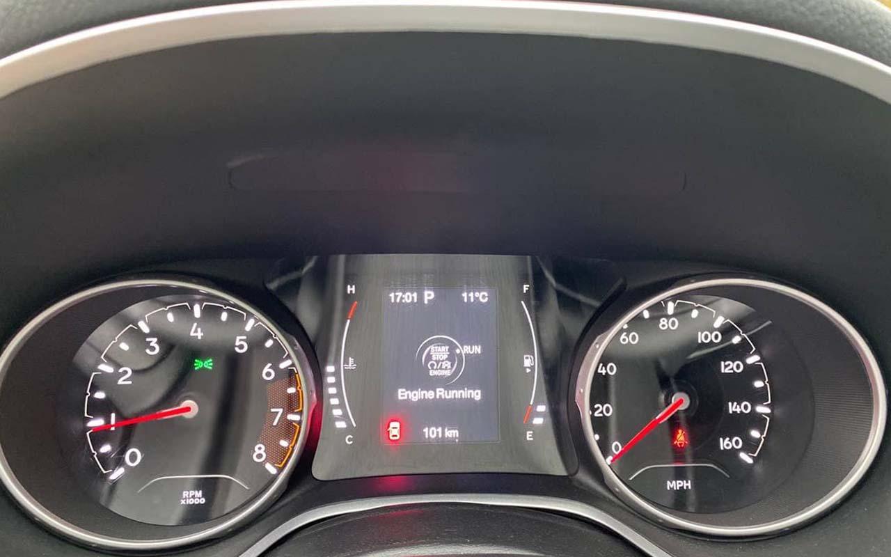 Jeep Compass 2019 фото №14