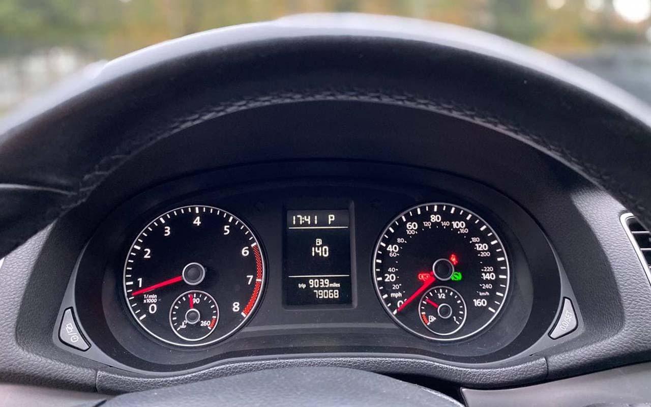Volkswagen Passat SE 2014 фото №14