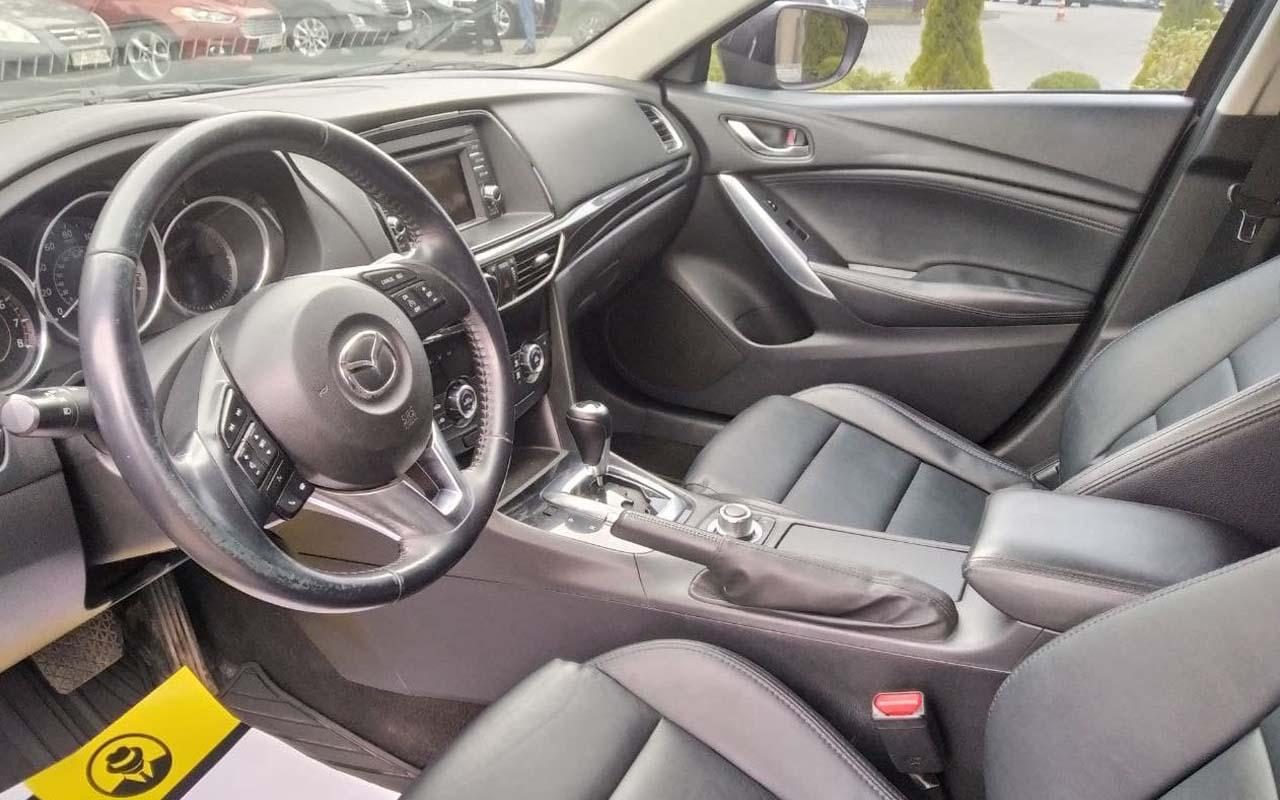 Mazda 6 2013 фото №8