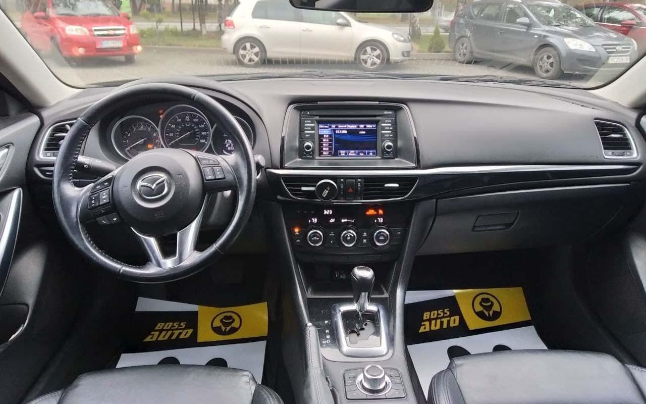 Mazda 6 2013 фото №10