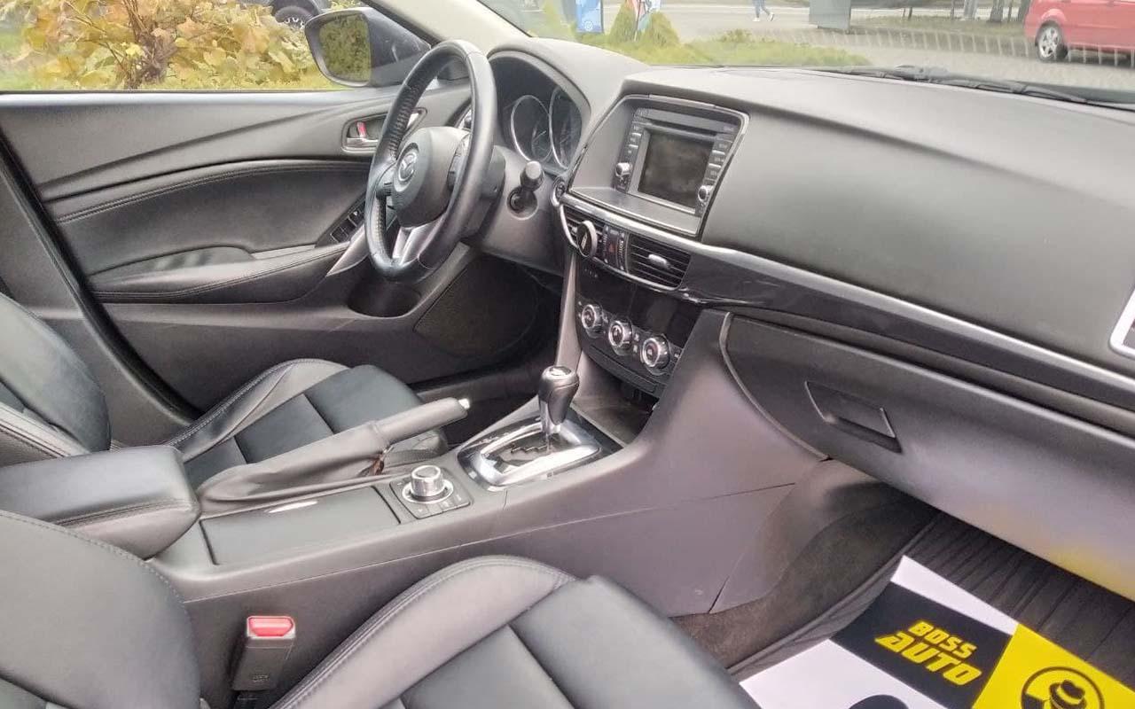 Mazda 6 2013 фото №11