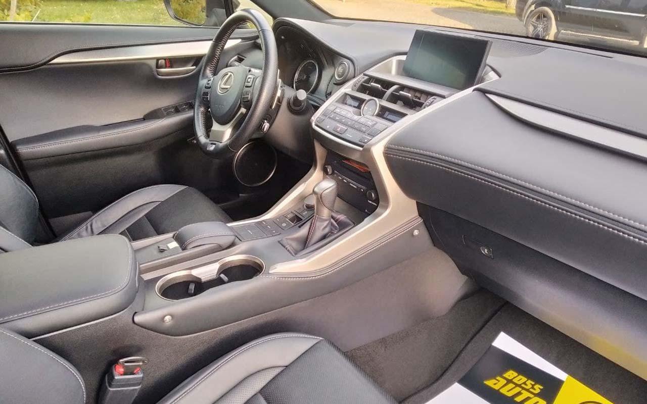 Lexus NX 200 2016 фото №14