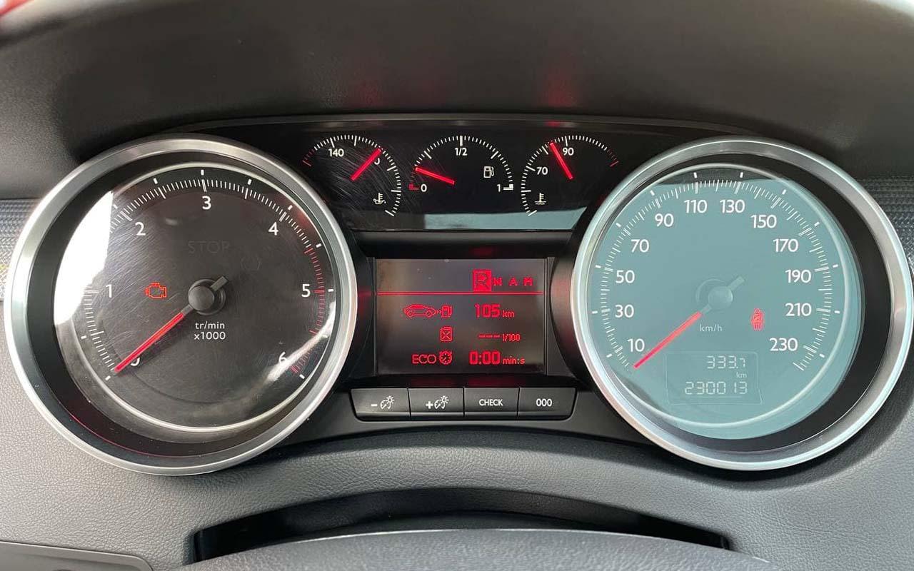 Peugeot 508 2012 фото №15