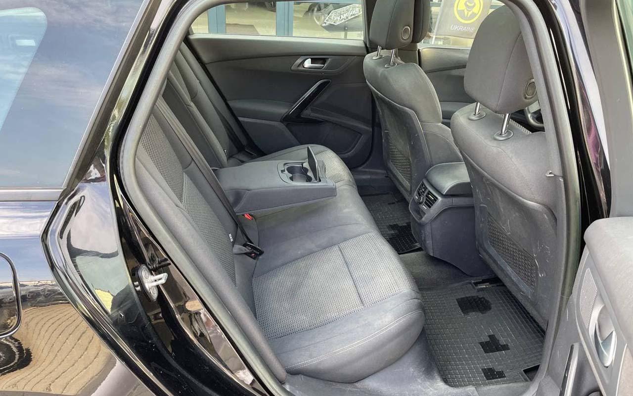 Peugeot 508 2012 фото №17