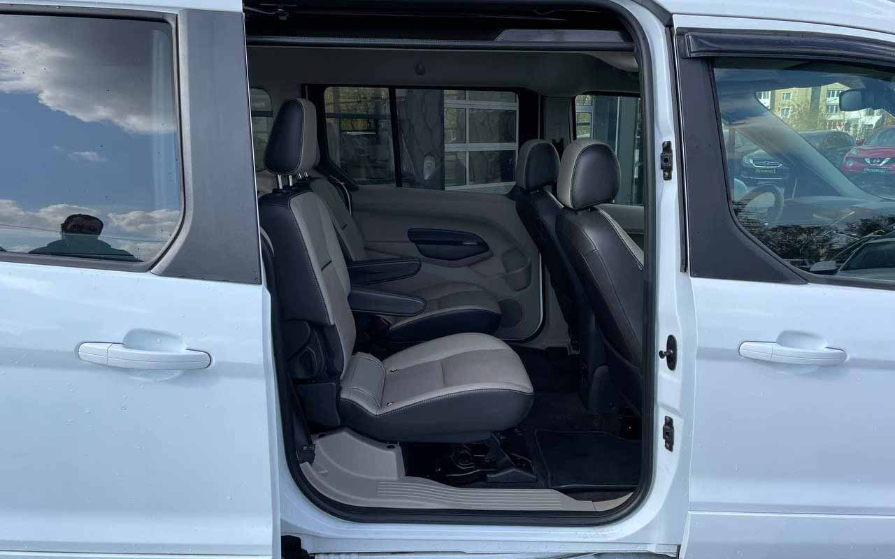 Ford Transit Connect 2016 фото №19