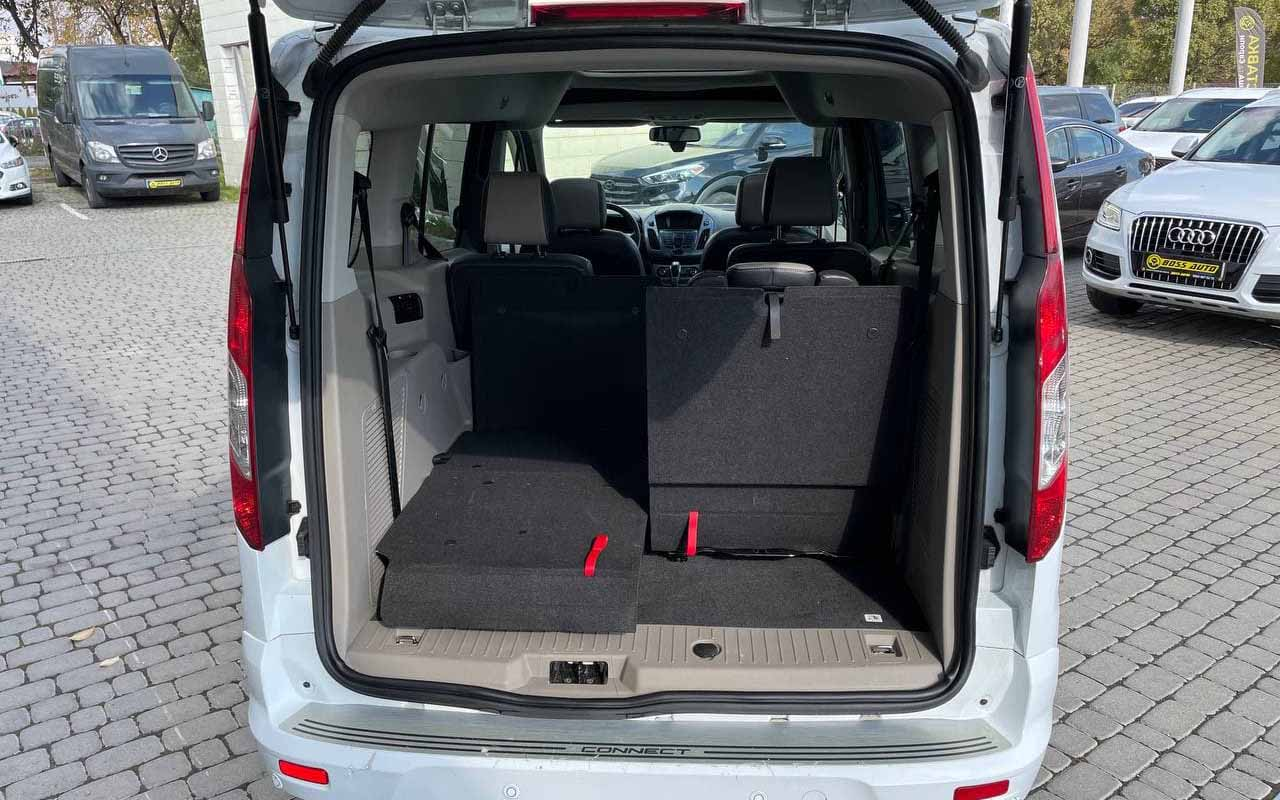 Ford Transit Connect 2016 фото №20