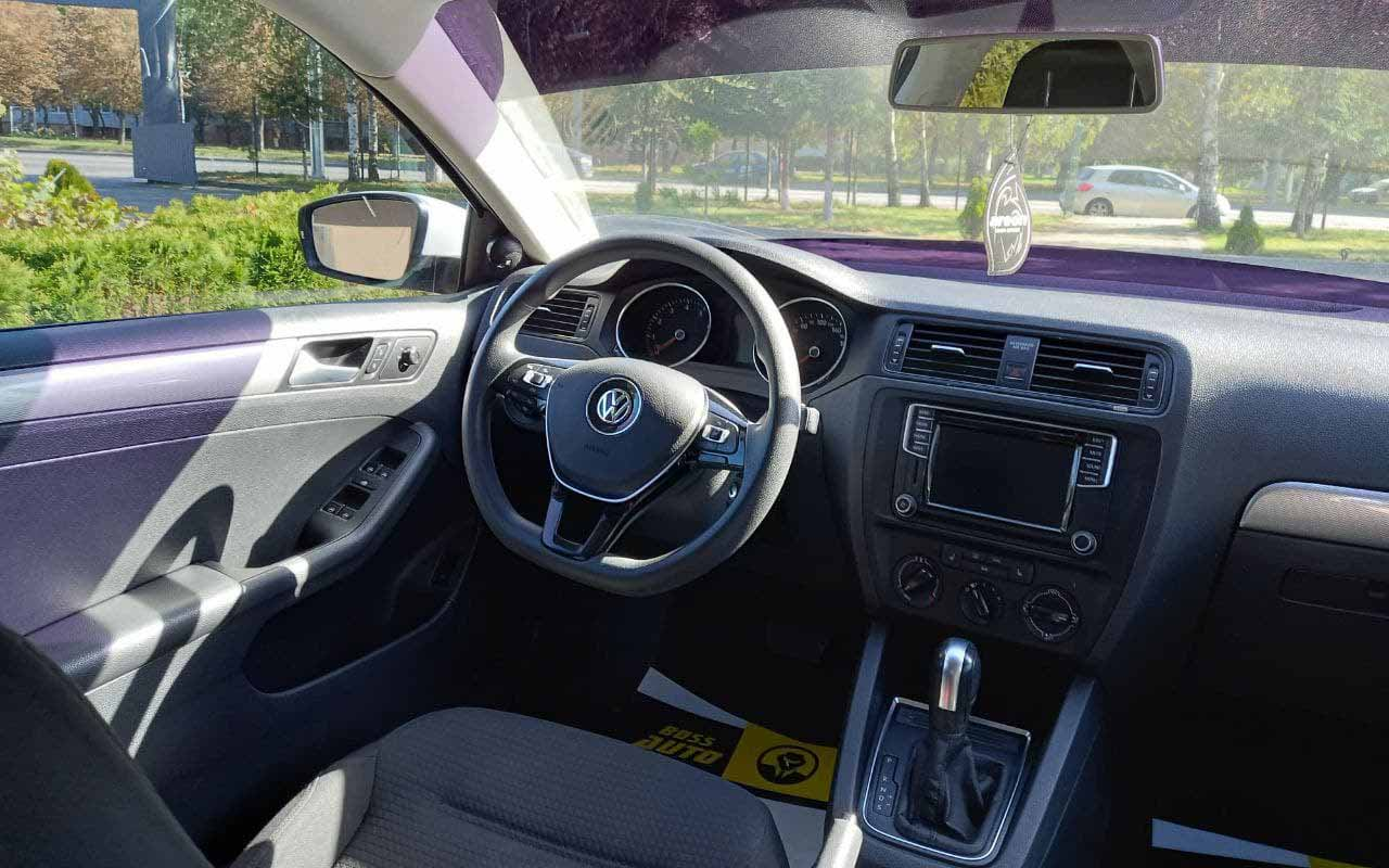 Volkswagen Jetta 2016 фото №16