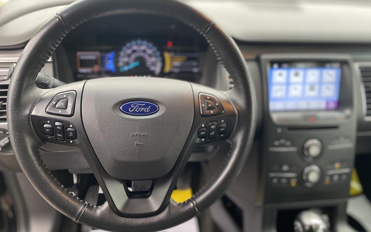 Ford Flex SEL 2017 фото №20